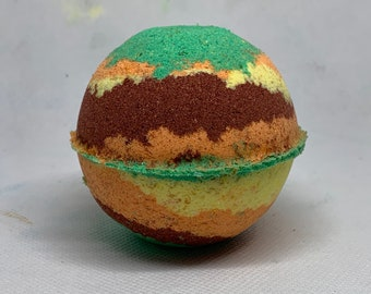 Mystery Scent Striped Bath Bombs