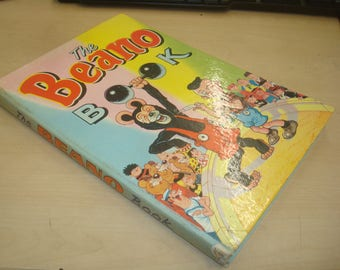 "Copy of 1964 ""The Beano Book"" Annual.  Good+ Condition"
