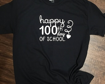 100th Day of School Shirt