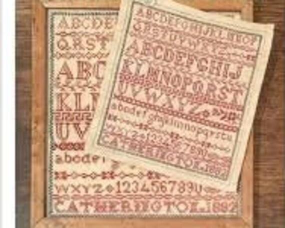 Catherington 1882 - NeedleWorkPress - Cross Stitch Chart