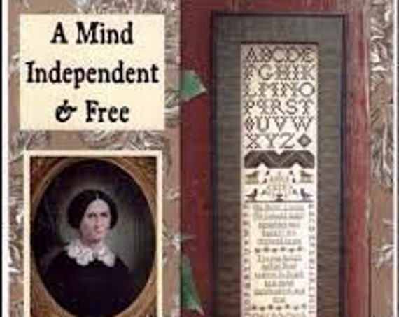 A Mind Independent and Free - Carriage House Samplings - Chart Only