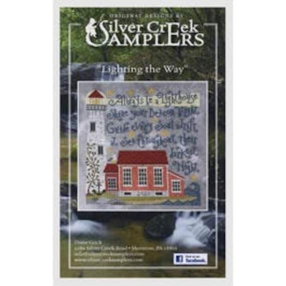 Lighting the Way - Silver Creek Samplers - Cross Stitch Chart