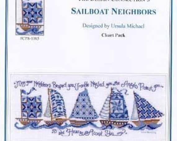 Sailboat Neighbors - Ursula Michael - Chart