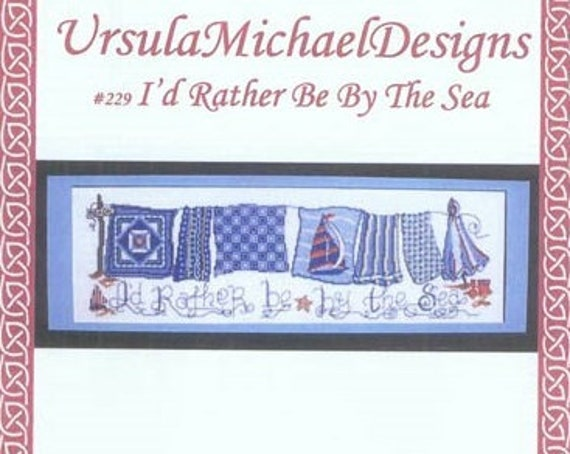 I'd Rather be by the Sea - Ursula Michael - Chart