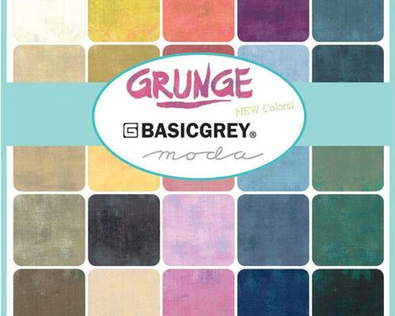 Grunge - New Colors - Jelly Roll
