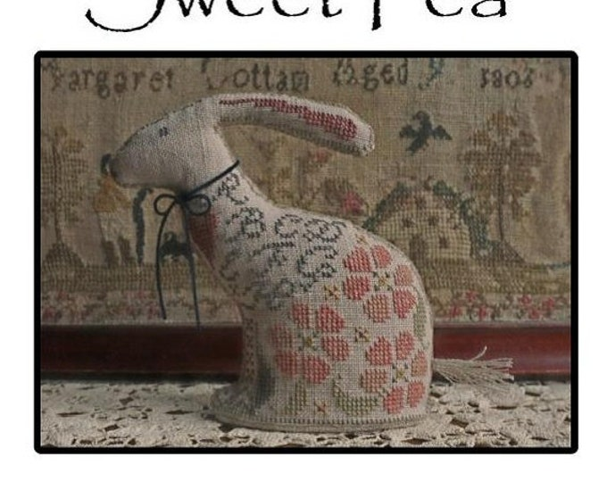 Sweet Pea- La-D-Da - Cross Stitch Chart