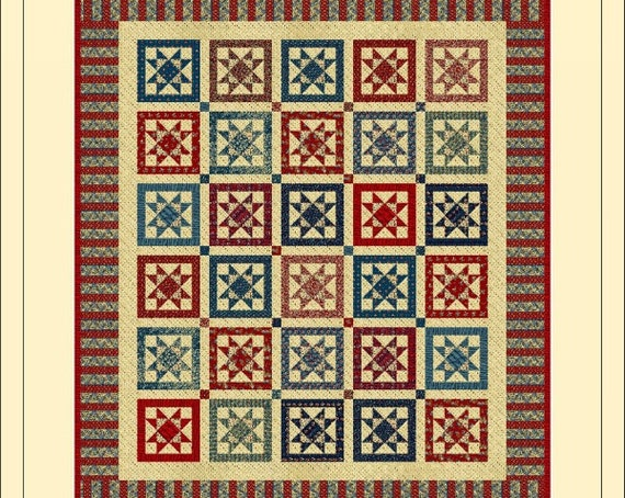Cocheco Mills - Quilt Kit