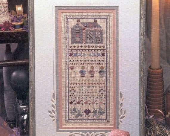 Evening Sampler - Shepherd's Bush - Cross Stitch Chart
