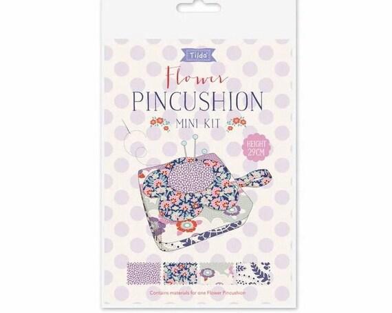 Lazy Days Pincushion Kit by TILDA