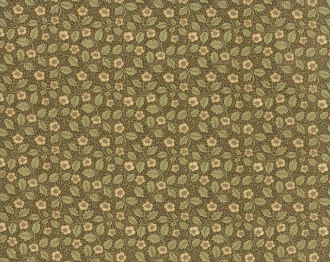 William Morris Christ Church 1872 Sepia 730513  - 1/2yd