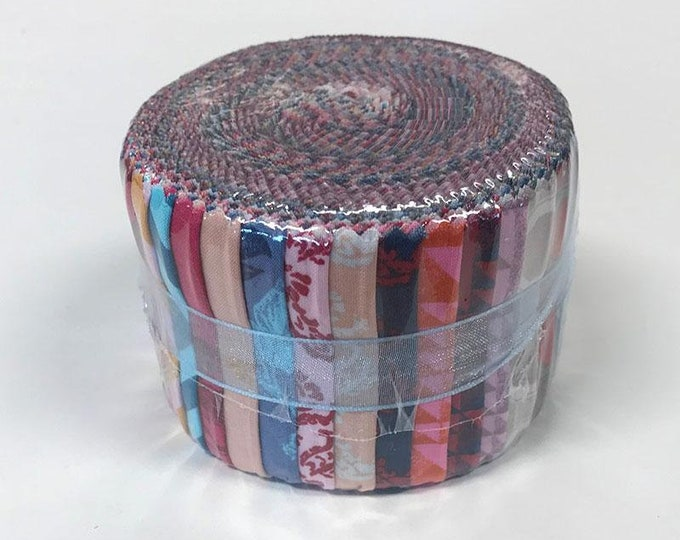 Romantic Rebel - 24 Strips (2 1/2 x 44 inches)