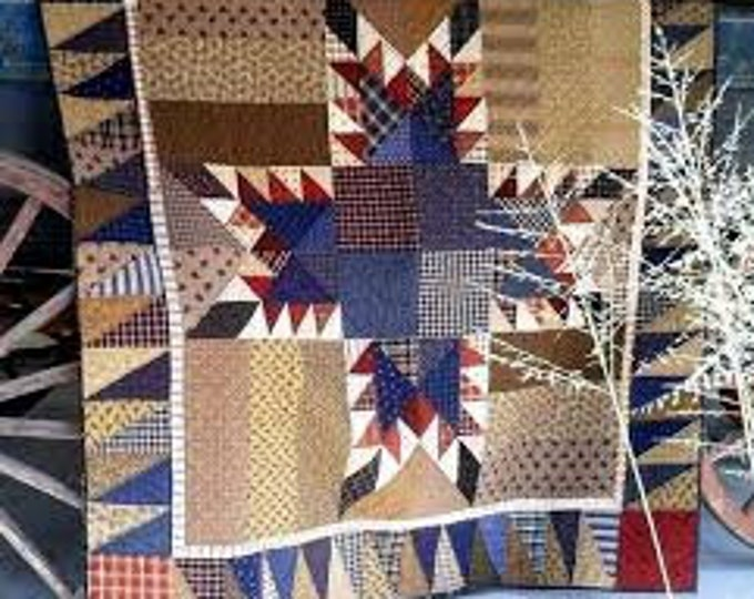 Horse Feathers - Quilt Pattern