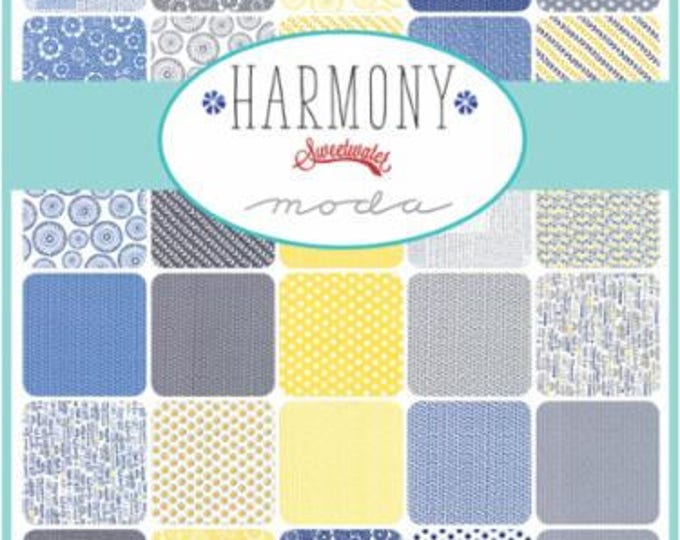 Harmony by Sweetwater - 30 x Fat 8ths Bundle