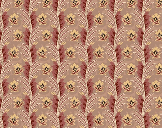 Windermere by Di Ford Hall - Fronds Mauve 8923E - 1/2yd