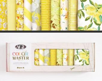 AGF Color Master - 10 FQs - Lemon Green