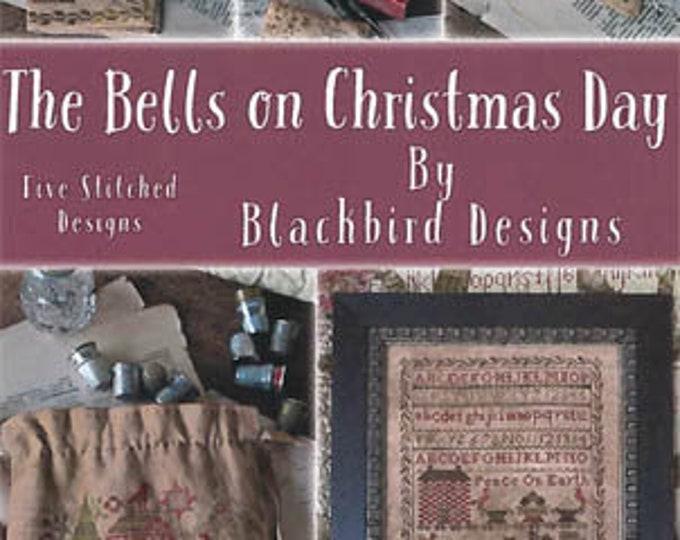 The Bells on Christmas Day - Blackbird Designs - Cross Stitch Booklet