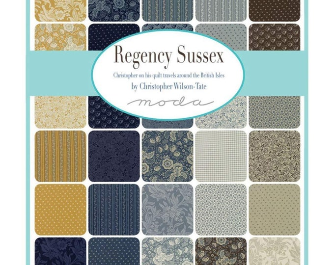 Regency Sussex - Layer Cake