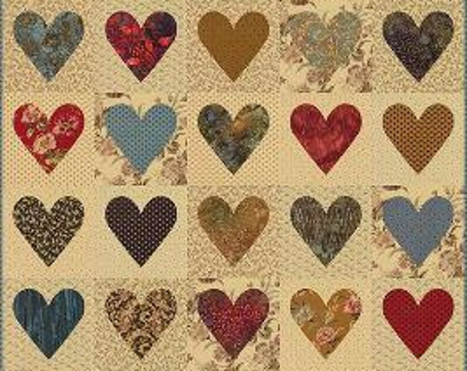 Sweetheart by Edyta Sitar - Pattern