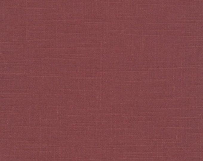 Textured Solid - Zinfandel - 1 yard