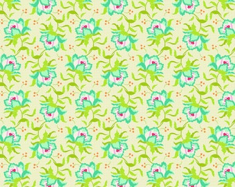 TILDA - CIRCUS Clown Flower Green