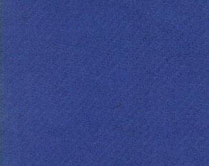 Moda 100% Wool Regatta 5481048 - 1/2 yd x 54 inches