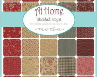 At Home by Blackbird Designs - Layer Cake