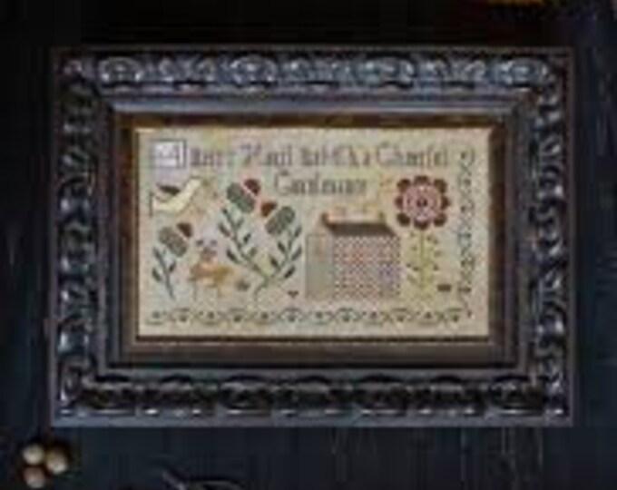 A Merry Hart - Plum Street Samplers - Cross Stitch Chart