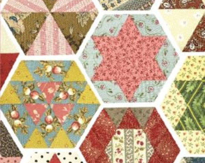 English Paper Piecing Pack No. 37