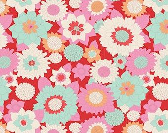 TILDA LEMONTREE - Boogie Flower Red 100010