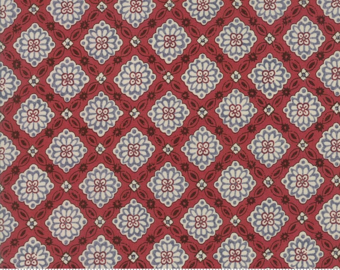 Pondicherry - Indian Red 1378316 - 1/2yd