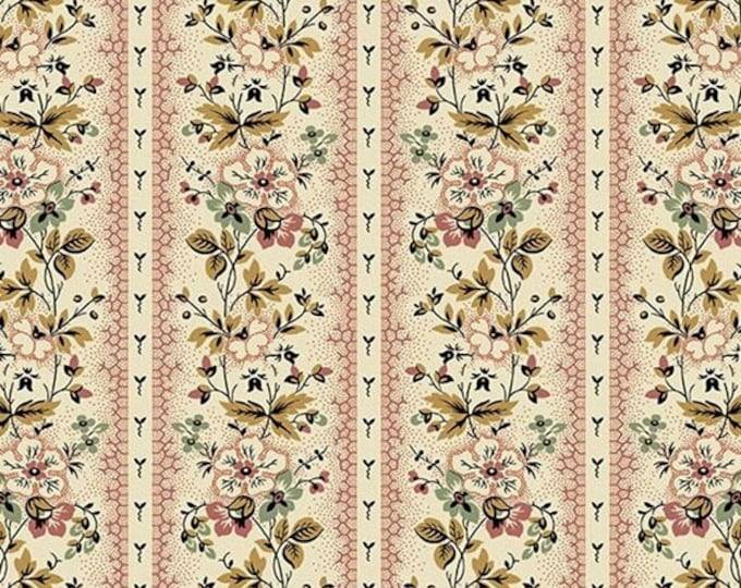 Maling Road by Di Ford 8719R - 1/2yd