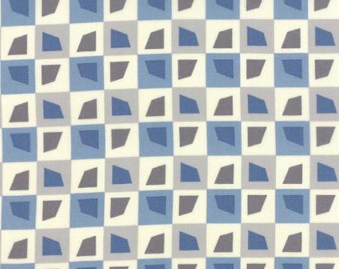 Serenity Bricks Sky - 1/2yd