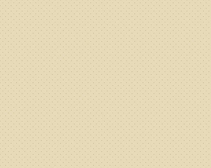 Windermere by Di Ford Hall - Mini Dot Parchment 8929L- 1/2yd