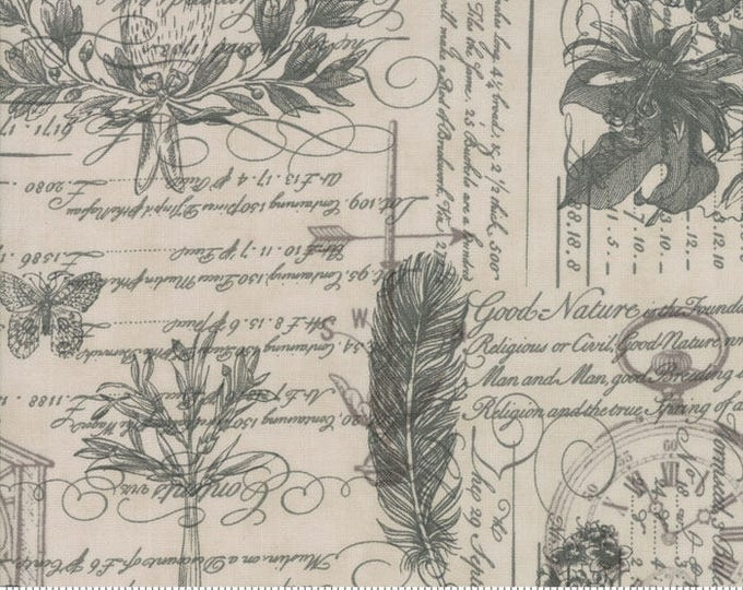 Quill - Botanical Sketchbook Parchment 4415011 - 1/2yd