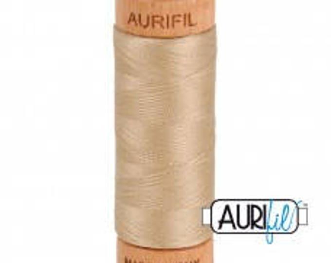 Aurifil 80wt -  Sand 2326