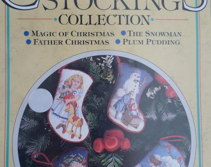Magic of Christmas Stocking - Cross Stitch Kit