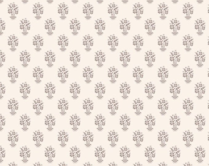 TILDA - Ornament Grey 1/4yd