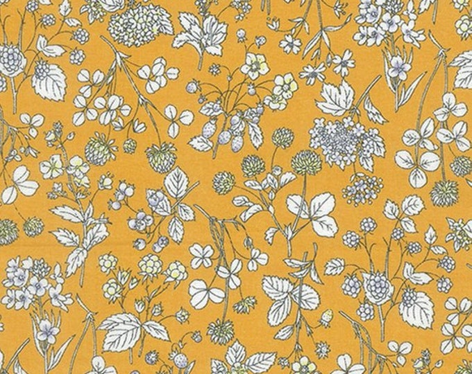 Lecien - Memoire a Paris 2018 Lawn - 4074140 - 1/2 yard