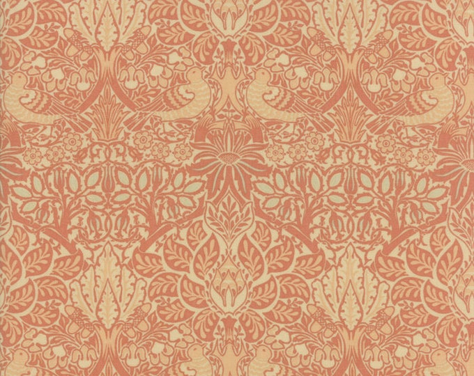 William Morris Dove Rose 1879 Rose 730112 - 1/2yd
