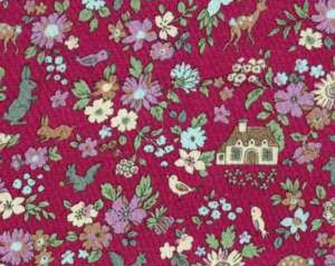 Lecien - Memoire a Paris 2017 Lawn - 4074221 - 1/2 yard