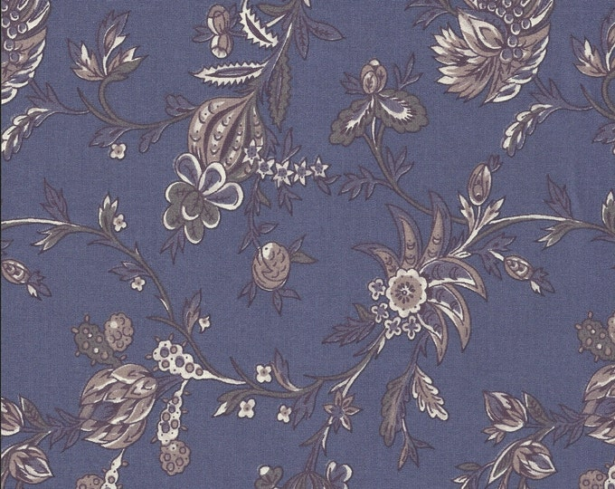 Dutch Chintz - Waterland Lavender Blue - 1/2yd