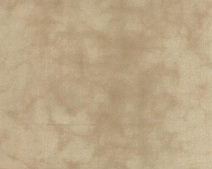 Primitive Muslin Flannel Khaki Natural - 1/2yd