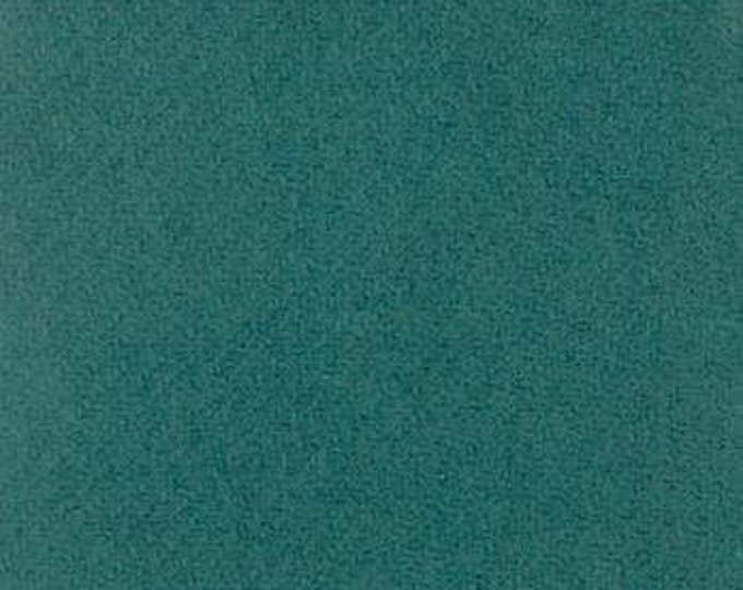 Moda 100% Wool Dark Teal  5481041 - FQ