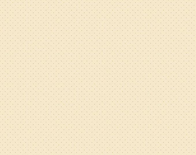 Windermere by Di Ford Hall - Mini Dot Parchment 8929EL - 1/2yd