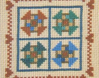 Rachel's Puzzle by Juniper Designs - Cross Stitch Mini Kit