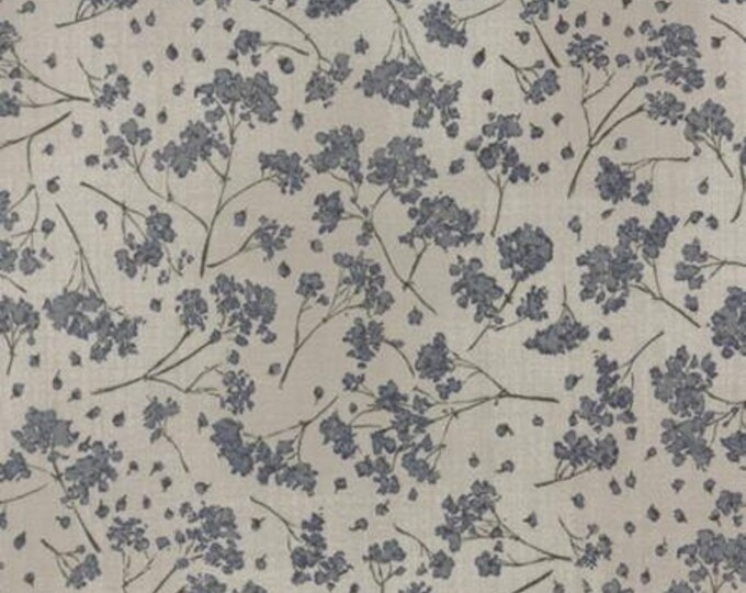 Wordsmith Gypsophila Grey - 1/2yd