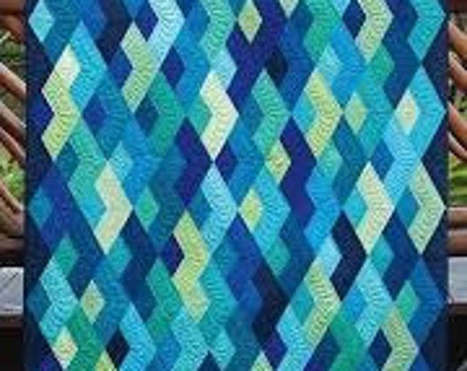 Boomerang by Jaybird Quilts - Quilt Pattern