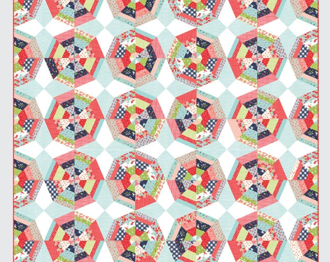 Daydream by Thimble Blossoms - Quilt Pattern
