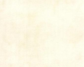Primitive Muslin Flannel Natural Daisy - 1/2yd