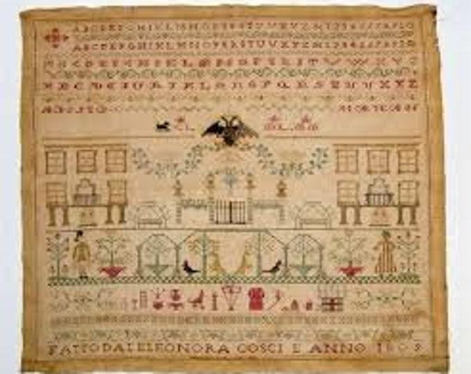 Eleonora Cosci 1809 - GiGiR - Chart